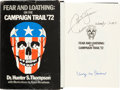 Books:Literature 1900-up, Hunter S. Thompson. Fear and Loathing: On the Campaign Trail'72. [San Francisco]: Straight Arrow Books, [1973]....
