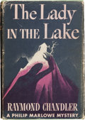 Books:Mystery & Detective Fiction, Raymond Chandler. The Lady in the Lake. New York: Knopf,1943. First edition with Typed Letter Signed on Chandler'...