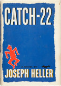 Books:Literature 1900-up, Joseph Heller. Catch-22. New York: Simon and Schuster, 1961....