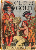 Books:Literature 1900-up, John Steinbeck. Cup of Gold. A Life of Henry Morgan,Buccaneer With Occasional Reference to History. New...
