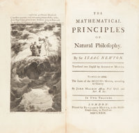 Sir Isaac Newton. The Mathematical Principles of Natural Philosophy. Translated into