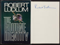 Books:Literature 1900-up, Robert Ludlum. The Bourne Identity. Marek, [1980]. Firstedition. Signed. From a private collection in North C...