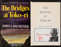Books:Literature 1900-up, James A. Michener. The Bridges at Toko-ri. Random House,1953. First edition. Signed. From a private collectio...