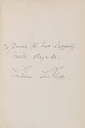 Books:Americana & American History, Calvin Coolidge. The Price of Freedom. Speeches andAddresses. New York London: Charles Scribner's Sons, 1924. F...