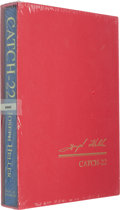 Books:Fiction, Joseph Heller. Catch-22. Simon & Schuster, 1994. Limitedto 750 copies. Signed. From a private collection ...