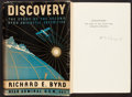 Books:Americana & American History, Richard E. Byrd. Discovery. The Story of the Second ByrdAntarctic Expedition. Putnam's Sons, 1935. First editio...