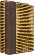 Books:Biography & Memoir, Clarence D. Chamberlin. Record Flights. Dorrance, 1928.First edition limited to 500 copies signed by Chamberl...