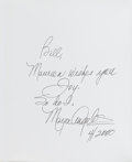 Books:Literature 1900-up, Maya Angelou. Group of Four Inscribed First Edition Books. Froma private collection in North Carolina.... (Total: 4 Items)