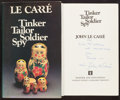 Books:Mystery & Detective Fiction, John Le Carré. Tinker Tailor Soldier Spy. Hodder & Stoughton, [1974]. Inscribed first edition. From a private ...