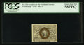 Fractional Currency:Second Issue, Fr. 1246 10¢ Second Issue PCGS Choice About New 58PPQ.. ...