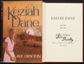 Books:Literature 1900-up, Sue Grafton. Keziah Dane. Macmillan, [1967]. Signed firstedition. From a private collection in North Carolina...