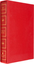 Books:Literature 1900-up, Pat Conroy. Beach Music. Nan A. Talese / Doubleday, [1995].Signed limited edition. From a private collect...