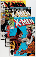 Modern Age (1980-Present):Superhero, X-Men Group (Marvel, 1979-93) Condition: Average FN/VF.... (Total:75 Comic Books)