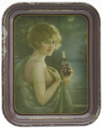 NuGrape Soda Serving Tray. NuGrape Soda Company was created in the 1920s and produced advertising items much like Coca-C...