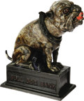 Antiques:Toys, Bulldog Mechanical Bank patent dated April 8th, 1880 and manufactured by the J. and E. Stevens Co. The design of this bank i...