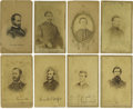 Photography:CDVs, 4th Regiment Iowa Cavalry Collection of 45 Civil War CDVs. The Iowa 4th was one of the most distinguished cavalry regiments ... (Total: 45 )