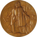General Historic Events:Expos, Columbian Exposition Award Medal and Case- Designed by AugustusSaint-Gaudens. The World's Columbian Exposition was celebrat...
