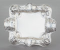 Silver Holloware, American:Trays, A CODMAN & CODMAN SILVER REPOUSSÉ TRAY. Codman & Codman,Providence, Rhode Island, circa 1905. Marks: (two fish conjoined),...