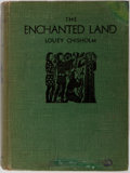 Books:Children's Books, Louey Chisholm. The Enchanted Land. Tales Told Again.London: Nelson, [circa 1900]. Illustrated by Katharine Cam...