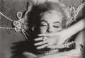 Photographs:20th Century, BERT STERN (American, 1929-2013). Marilyn Monroe, Pearls withHand Over Face (from The Last Sitting), 1962. Archival pig...