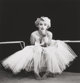 MILTON GREENE (American, 1922-1985) Marilyn Monroe, White Dress (from The Ballerina Sitting), 1954 Gelatin silver, 197...