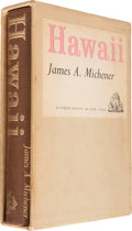 Books:Literature 1900-up, James A. Michener. Hawaii. Signed limited edition. From aprivate collection in North Carolina....