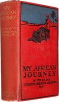 Books:Sporting Books, Winston Churchill. My African Journey. Hodder and Stoughton,1908. First edition. From a private collection in Nor...