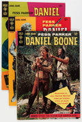 Silver Age (1956-1969):Adventure, Daniel Boone #1-15 Near Complete Run Savannah pedigree Group (Gold Key, 1965-69) Condition: Average VF/NM.... (Total: 15 Comic Books)