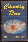 Books:Literature 1900-up, John Steinbeck. Cannery Row. New York: The Viking Press,1945. First edition....