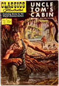 Books:Children's Books, Harriet Beecher Stowe. Classics Illustrated:Uncle Tom'sCabin. New York: Gilberton Company, 1944. Publisher's or...