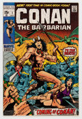 Bronze Age (1970-1979):Adventure, Conan the Barbarian #1 (Marvel, 1970) Condition: VF-....