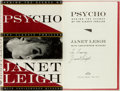 Books:Biography & Memoir, Janet Leigh. INSCRIBED. Psycho: Behind the Scenes of the ClassicThriller. Harmony, 1995. First edition, first print...
