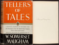 Books:Literature 1900-up, W. Somerset Maugham [editor]. Tellers of Tales. New York:Doubleday, Doran, 1939. First edition. Signed by Maugham...