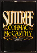 Books:Literature 1900-up, Cormac McCarthy. Suttree. New York: Random House, [1979].First edition....