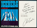 Books:Literature 1900-up, Clive Cussler. Iceberg. New York: Dodd, Mead, [1975]. Firstedition. Inscribed and signed by Cussler....