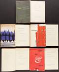 Books:Literature 1900-up, Gertrude Stein. Five First Editions Published by Yale UniversityPress.... (Total: 5 Items)