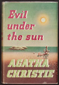Books:Mystery & Detective Fiction, Agatha Christie. Evil Under the Sun. London: Published for the Crime Club by Collins, [1941]. First edition....