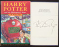 Books:Children's Books, J.K. Rowling. Harry Potter and the Philosopher's Stone.London: Bloomsbury, [n.d.]. Circa 1998. Later printing. S...