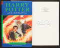 Books:Children's Books, J.K. Rowling. Harry Potter and the Half-Blood Prince.London: Bloomsbury, [2005]. First UK trade edition. Signed b...