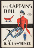Books:Literature 1900-up, D. H. Lawrence. The Captain's Doll. New York: ThomasSeltzer, 1923. First American edition....