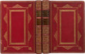 Books:Non-fiction, Henry Shaw. Dresses and Decorations of the Middle Ages.London: Henry G. Bohn, 1858.... (Total: 2 Items)