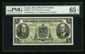 Canadian Currency: , Montreal, PQ- The Royal Bank of Canada $5 Jan. 2, 1943 Ch. #630-20-02. ...
