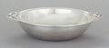 Silver Holloware, American:Bowls, A RANDAHL SHOP SILVER BOWL. The Randahl Shop, Chicago, Illinois,circa 1920. Marks: (anvil over) JOR, STERLING, HANDW...