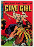Golden Age (1938-1955):Miscellaneous, Cave Girl #11 (Magazine Enterprises, 1953) Condition: FN+....