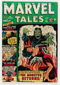 Golden Age (1938-1955):Horror, Marvel Tales #96 (Atlas, 1950) Condition: FN....