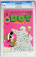 Bronze Age (1970-1979):Humor, Little Dot #163 File Copy (Harvey, 1976) CGC NM+ 9.6 Off-white towhite pages....