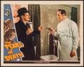"""Movie Posters:Mystery, The Pearl of Death (Universal, 1944). Lobby Card (11"""" X 14""""). Mystery.. ..."""
