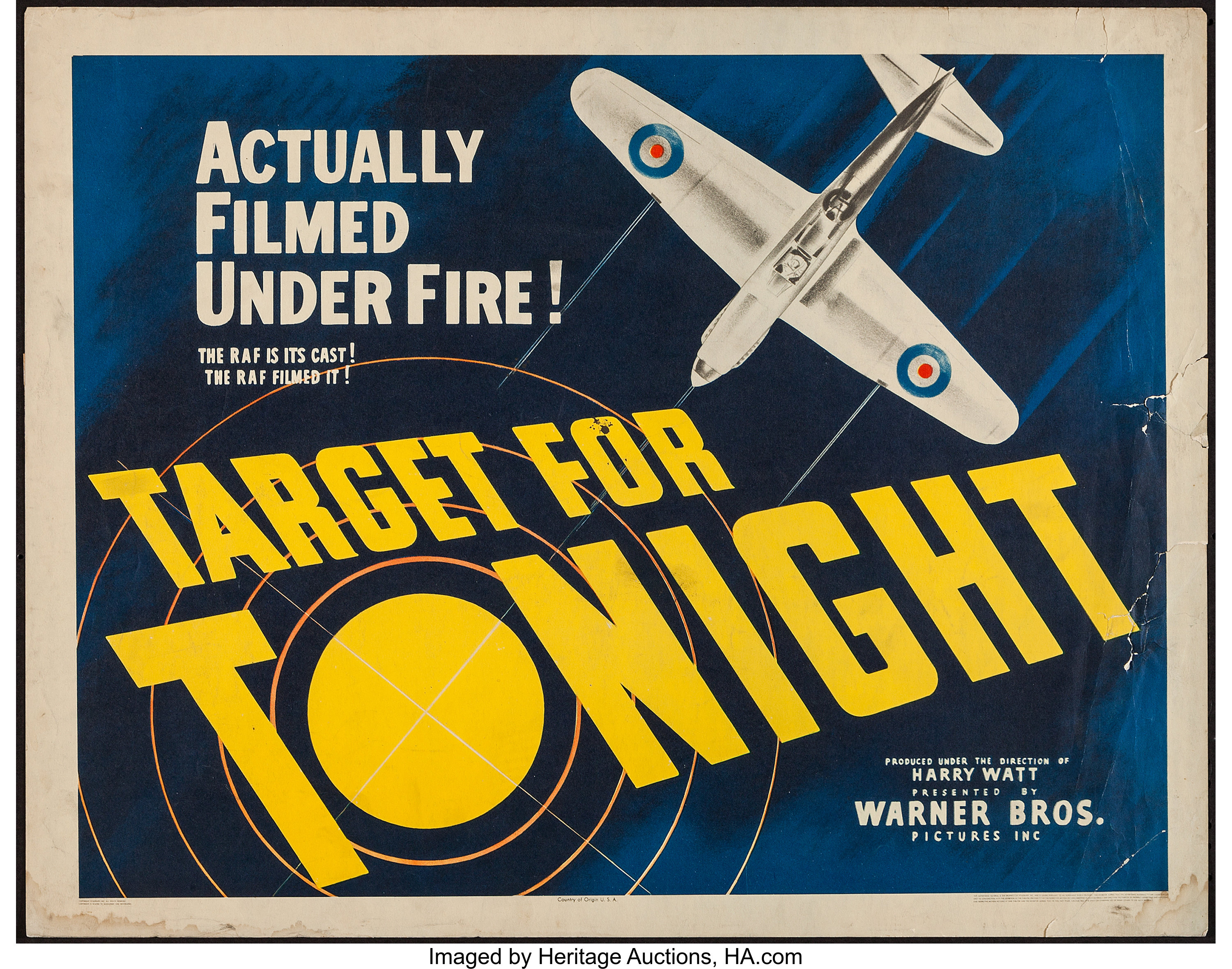 Target for Tonight (1941)