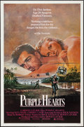 "Movie Posters:War, Purple Hearts (Warner Brothers, 1984). One Sheet (27"" X 41""). War....."