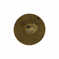 Political:Inaugural (1789-present), Andrew Jackson Backname Clothing Button, 1829. Listed as Albert PC-83, 20mm in gilt brass. The front is plain. The back read...